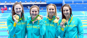 Cbs sports staff olympics expert mike tierney cashed big on the 2016 summer games and 2018 winter games Olympic Games Fast Facts Swimming Australia
