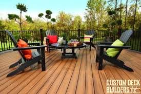 Maryland Trex Outdoor Furniture