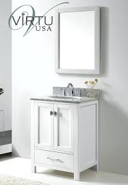 24 wide bathroom vanity inch