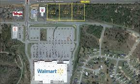 Walmart Warner Robins 502 Booth Rd Warner Robins Ga 31088 Commercial Land For