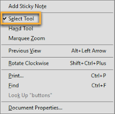 Text Document Copy Content From Pdfs Adobe Reader