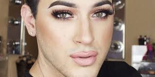 this guy has the most beautiful makeup all the time i actually saw him at the choice awards 2016 and i almost d