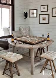 frio family retreat farmhouse dining room austin by dalgleish construction pany