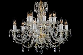 12 light classic georgian style chandelier