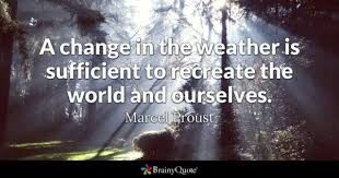 Weather Quotes BrainyQuote Unique Weather Quotes