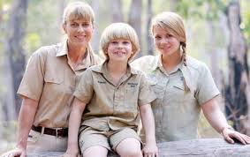 steve irwin son. animal planet brings to life the legacy of australian conservationist steve irwin son m
