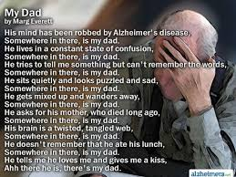 Dementia Quotes Cool Alzheimer S Poems Quotes Poemsromco
