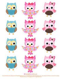 Owl Cakes Topper For Baby Shower  Party XYZBaby Shower Owl Cake Toppers