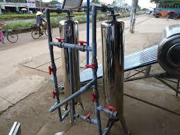 Hướng dẫn cách lắp đặt làm cột lọc nước phèn nước mặn đơn giản hiệu quả nhất