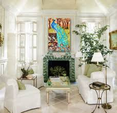 Peacock Living Room Decor Art Blog For Creative Living Best Art For Decorating A High