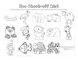 Dear Zoo Coloring Pages Animal Animals For Kids Online Dear Zoo