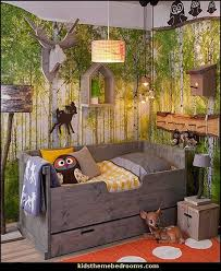 Enchanted Forest Bedroom Ideas 3