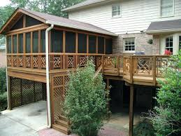 screened in patio cost. Screening In Porch Screened Cost Screen Kits Small Ideas Front Throughout Of . Patio