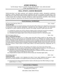 Commercial Real Estate Appraiser Sample Resume Impressive Lease Administrator Sample Resume Colbroco