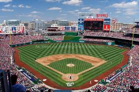 Washington National Seating Chart Views Nationals Park Washington Dc Seating Chart View