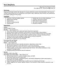 Resume Objective For Cashier Cashier Skills List Resume Resume 2018