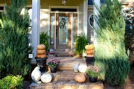 Fall Porch Decorating 58 Garage Door Fall Decorating Ideas Halloween Garage Door