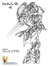 Small Picture 9 best Halo 5 4 3 Reach Coloring Pages images on Pinterest Halo
