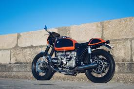 oporto motor works is my creation says owner steffen i dreamt it up it for my customising and restoration projects but it s not just another