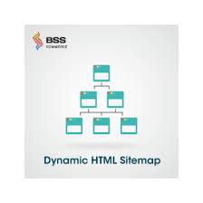 Dynamic HTML Sitemap