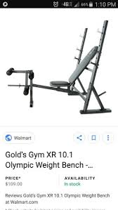 brand new olympic weight bench in mesa az