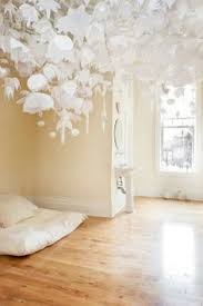 White Paper Flower Garland Mesmerizing Diy Handmade Paper Flower Art Projects To Beautify Your Home