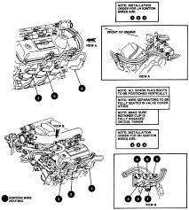 wiring diagram 1999 ford mustang the wiring diagram 1999 ford mustang spark plug wire diagram nodasystech wiring diagram