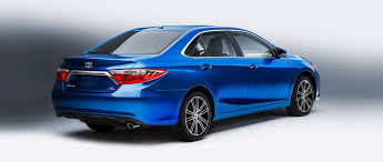 toyota camry 2016 special edition. Simple Edition 2016 Toyota Camry SE Release Date Exterior Rear With Special Edition