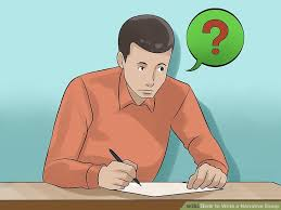 the best way to write a narrative essay wikihow image titled write a narrative essay step 3