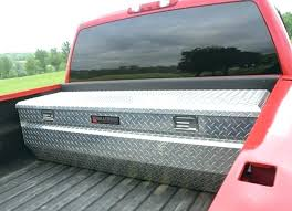 Pickup Truck Tool Chest Add Secure Space To Your Rigs Bed With A ...