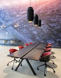 beats by dre office. the delta pendants designed by rbw illuminate boardroom table at hq for beats dre office g