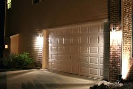 exterior garage lights led garage lights i bought this outdoor light timer our home from scratch exterior garage lights