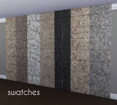 Granite Wall mod the sims glossy granite wall tiles 2890 by xevi.us