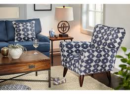 mismatched accent chairs in living room living room