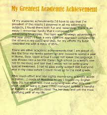 essay on achievements my three most important achievements customized essays brand