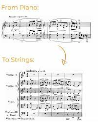 The arrangement generally differs from the original in a number of ways. How To Get Better At Music Composition 15 Do S And 5 Don Ts School Of Composition