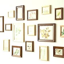 collage picture frame opening black multi 8x10 and 5x7 openings frames 7 app