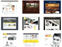 Godaddy Website Templates Extraordinary Website Templates Free Template Throughout Go Daddy Accounting