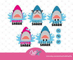 Everyone's favourite penguin surf harmony group sing a fun birthday song for you. Shark Face Svg Fish Svg Shark Birthday Mommy Shark Svg Fishing Svg Baby Shark Shark Birthday