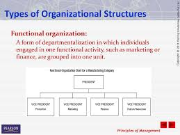 Types Of Organizational Chart In Management Organization Structure And Process Ppt Download