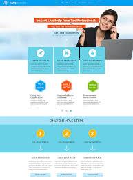 Easy Website Templates Mesmerizing 28 Peerless Muse Corporate Website Templates