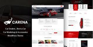 Download Free Carena V2 1 Car Dealer Rental Automative