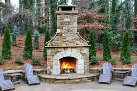 spacious cost of outdoor fireplace atlanta living the possibilities and costs artistic