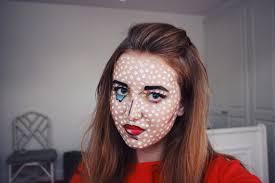 pop art makeup tutorial posted on saay october 18 2016