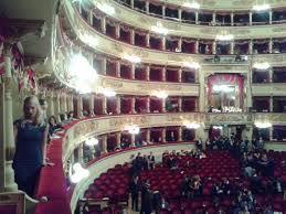 Teatro Alla Scala Seating Chart Teatro Alla Scala Sightseeing Milan