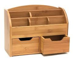wood desk organizer bamboo desk organizer wood desk organizer staples