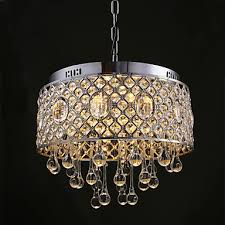 modern contemporary crystal designers chandelier downlight for living room bedroom kitchen dining room study room