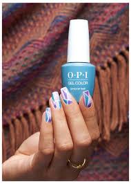Opi Fall Nail Designs Peru Opi