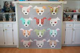 Dog Gone Cute Quilt | Quiltsby.me & Dog Gone Cute Quilt Adamdwight.com