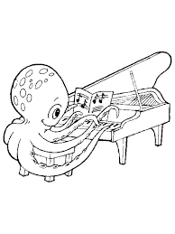 Small Picture coloring page Musical Instruments Kids n Fun Music Pinterest